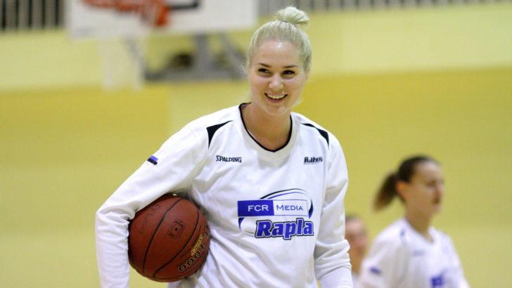 Annika Köster paistis Soomes võidumängus silma kaksikduubliga