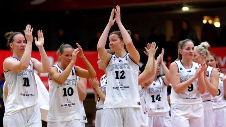 FIBA hinne Eesti naiskonnale esimeses EM-valikmängude aknas: neli miinus