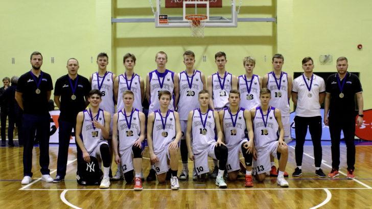 BSBC: U16 koondis kaotas esikohamängus lisaajatrilleris Lätile
