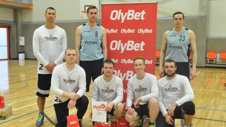 OlyBet Rahvaliiga neljanda etapi esikoht läks meeskonnale YliCool
