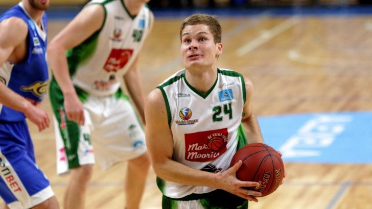 Valga-Valka kaotas Läti liiga ainuliidrile 11 punktiga
