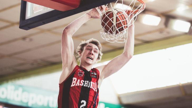 Sünnipäevalaps Sander Raieste kerkis pingilt Baskonia resultatiivseimaks