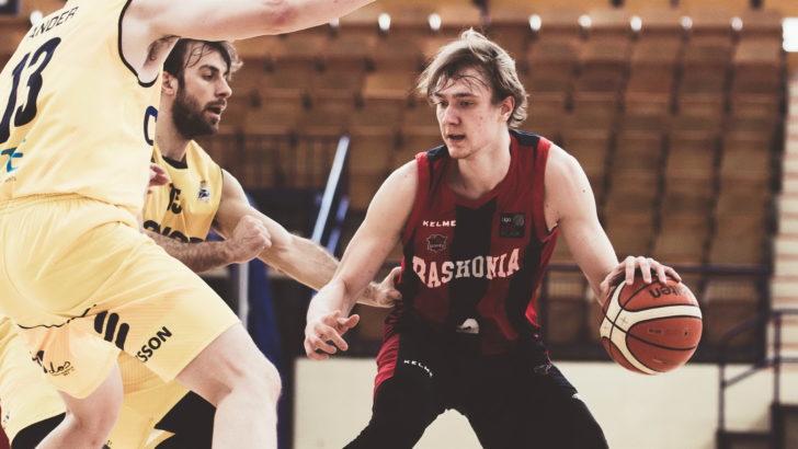 Raieste korralik mäng tõi Baskonia duublile võidu, Egert Halleri uus klubi alistas vastase kindlalt