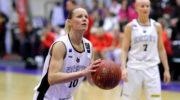 Merike Anderson oli Belgias rünnakul aktiivne, Prantsusmaal said Pokk ja Landes Basket samuti võidu