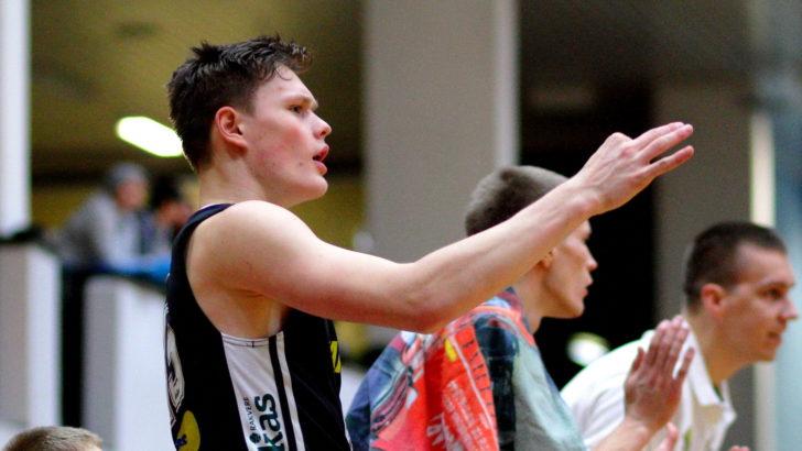 FOTOD | Tarvas alustas veerandfinaali suure võiduga, Halliku KK kaotas ühe punktiga