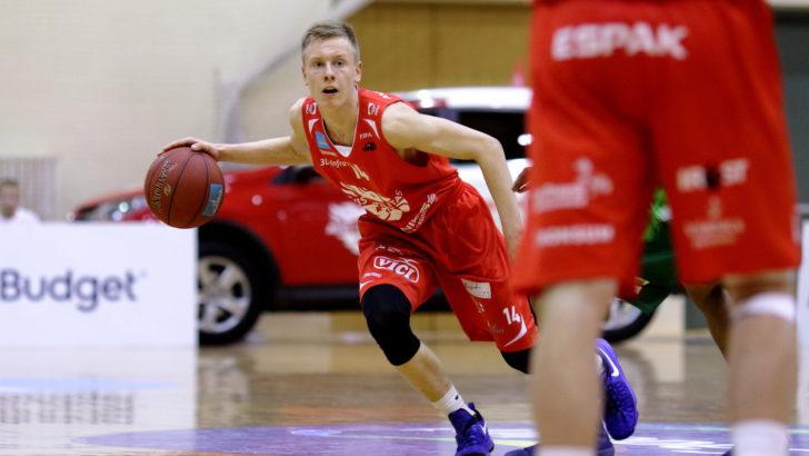 Rapla pani viimastel minutitel oma paremuse Valmiera vastu maksma, Läti tippudest jäi peale Ventspils