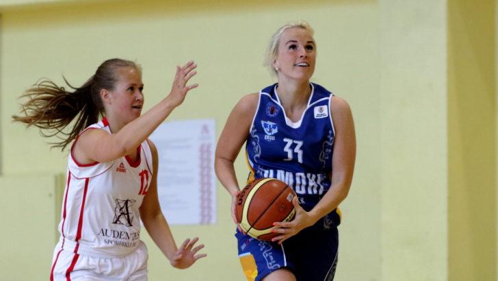 Kati Rausberg tabas OSK-i võidumängus koguni 12 kolmepunktiviset