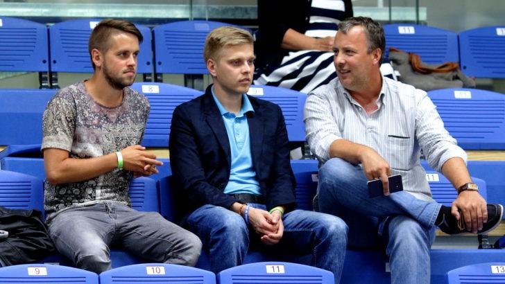 Marten Lombiots: hetkel olen ainus eestlasest FIBA litsentsiga korvpalliagent