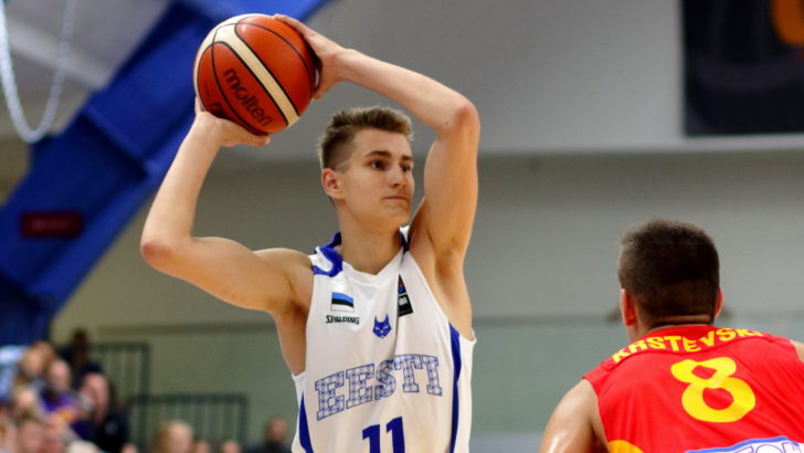 Euroopa korvpalliportaal näeb Drellil NBA potentsiaali