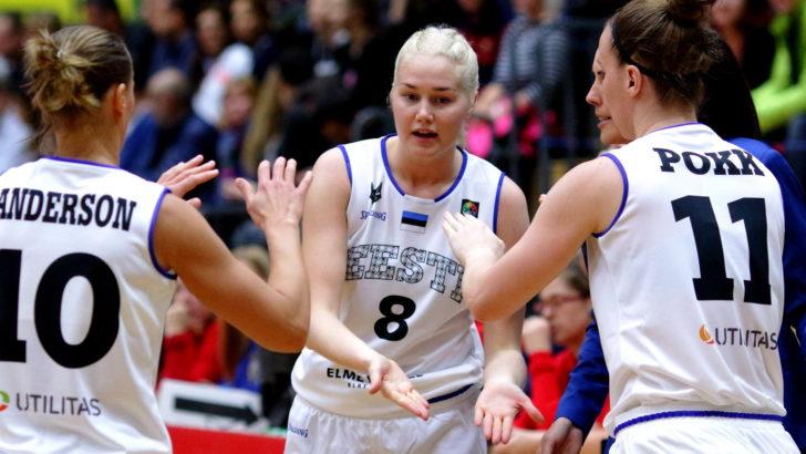 Annika Köster ja HyPo alustasid veerandfinaali võiduga