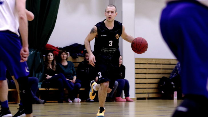 Reinar Halliku Korvpallikool teenis 52-punktilise võidu ja alagrupis esikoha