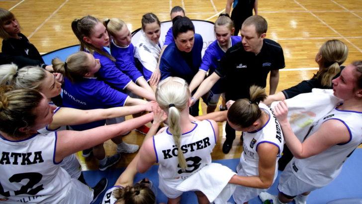 Eesti naiste rahvuskoondis läheb Türgile lahingut andma