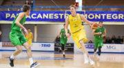 Montegranaro kaotas neljanda veerandaja 26 punktiga ja ka veerandfinaali avamängu