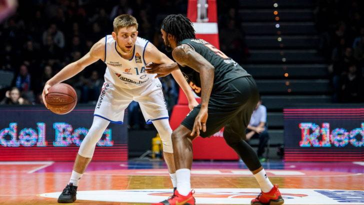 Kullamäe pääses Rocketsi napis kaotusmängus Euroliiga klubi vastu platsile