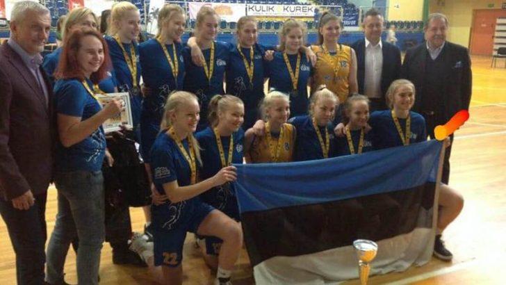 Eesti U17 tüdrukute võistkond tagas pääsu EGBL superfinaali