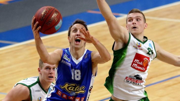 Alexela korvpalli meistriliiga jaanuari parimaks mängijaks nimetati Mirkovic