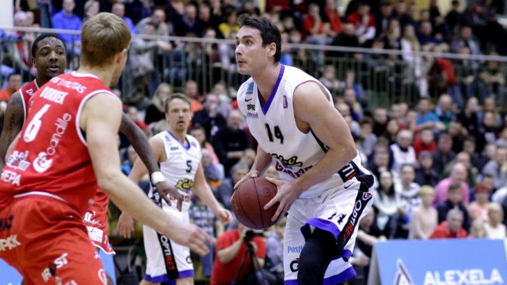 FOTOD | Kalev/Cramo oli võõrsil Raplast üle koguni 35 punktiga