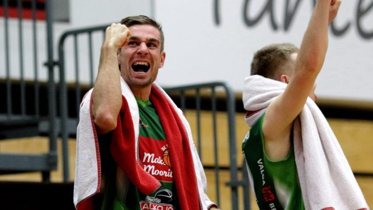 FOTOD | Valga-Valka lõpetas kolmemängulise kaotusteseeria