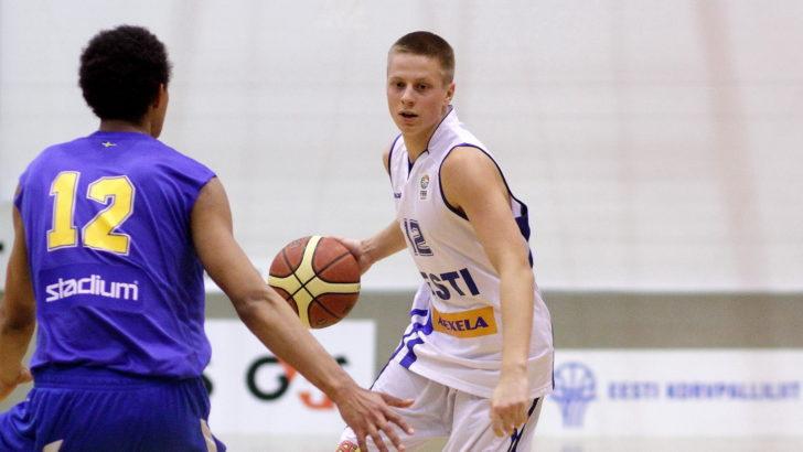 Soomes ja Itaalias mänginud Eesti noorkorvpallur jätkab Kanada ülikoolis