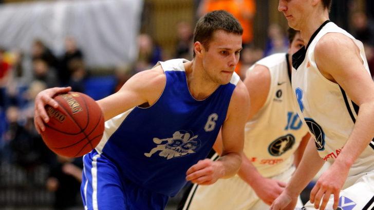 Vaks ja Meerits viskasid kahe peale 55 punkti ning aitasid BC Viljandi võidule