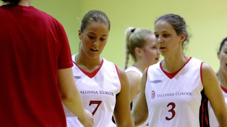 Tallinna Ülikool sai Läti klubilt kaks järjestikust kaotust