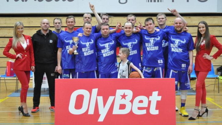 OlyBet Rahvaliiga võitis teist hooaega järjest RLV Massive
