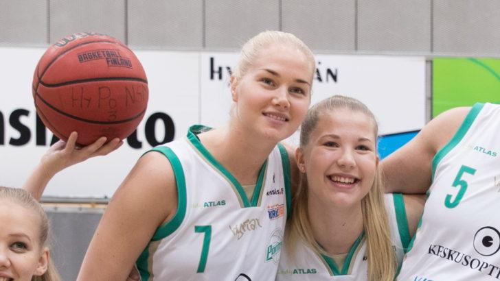 Annika Köster aitas HyPo napi võiduga poolfinaali