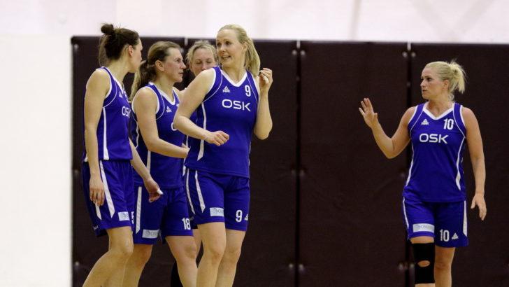 Eesti naiste korvpalliliigas on konkurentsis veel vaid neli parimat