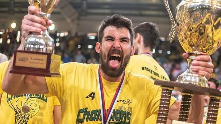 Kalev/Cramo registreeris Tanel Kurbase meeskonda, kuid lepingut sõlmitud veel pole