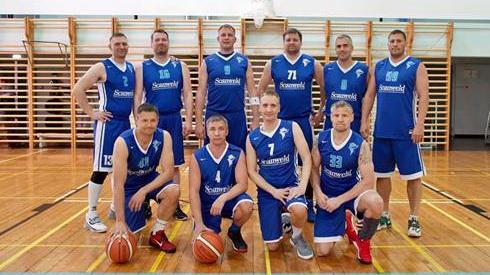Eesti seeniorkorvpallurid võitlesid Kuressaares välja kolm Balti karikat