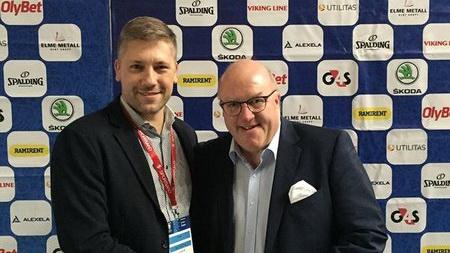 Saksamaa korvpalliliidu president Ingo Weiss: toetan Eestit 2021. aasta EM-i korraldusõiguse saamisel!