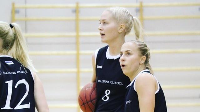 Annika Kösteri kindlus vabaviskejoonel vormistas Tallinna Ülikoolile väärt võidu