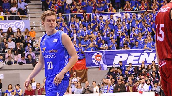 Robert Valge pääses Baskonia vastu Burgose koosseisu, Tenerife jätkab play-off koha püüdmist