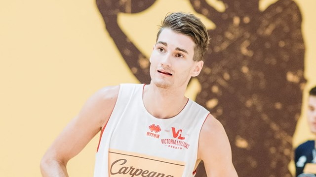 Rabeda alguse teinud Pesaro pidi kodusel turniiril teise kohaga leppima, Drellil punktid kirjas